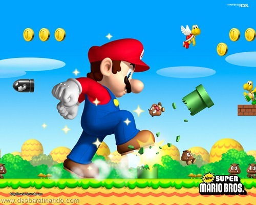 wallpapers mario (2)