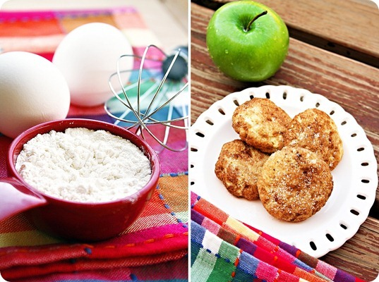 Apple Snickerdoodles Recipe