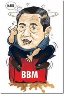 presiden sby bbm