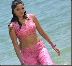 Actress Sunaina in Pandi Oli Perukki Nilayam Tamil Movie Stills