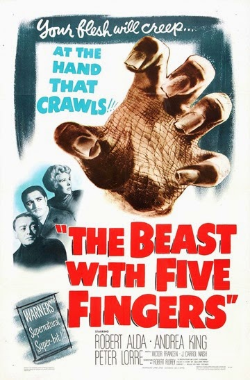 Beast With Five Fingers, The
