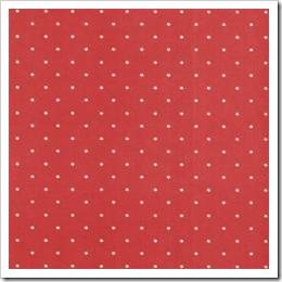 Linha Basic - Estrelas Grandes (Vermelho)