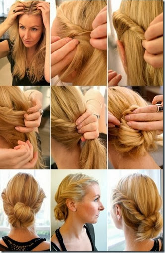 Elegant-Twist-Hairstyle-Step-by-Step-Tutorial