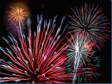 2012 fireworks