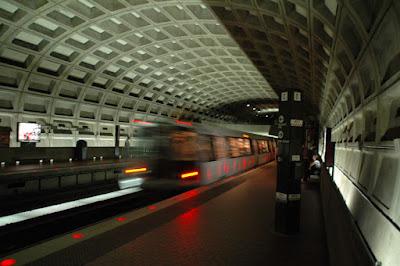 McPherson sq. Metro駅