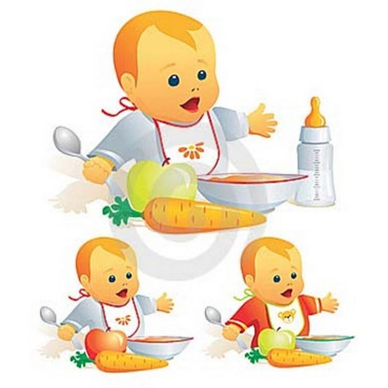 Tips Pemberian Makanan Bayi Umur 0-24 Bulan