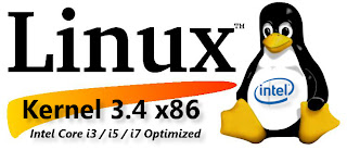 Kernel 3.4 x86 Intel Core i3 / i5 / i7 Optimized su Ubuntu