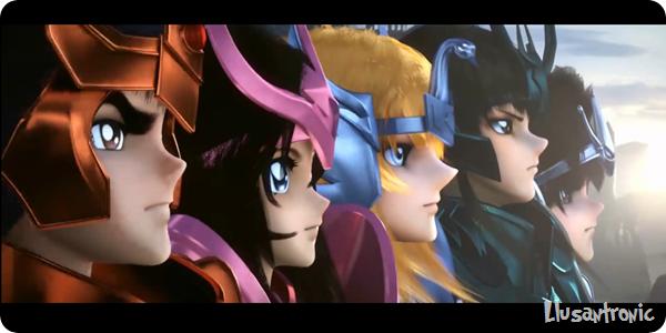 Dos nuevos trailer de Saint Seiya Online (MMORPG)
