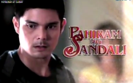 Dingdong Dantes in Pahiram Ng Sandali