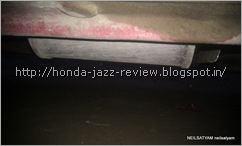Honda Jazz ground clearance (2)