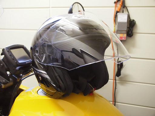 [写真]SHOEI J-Force