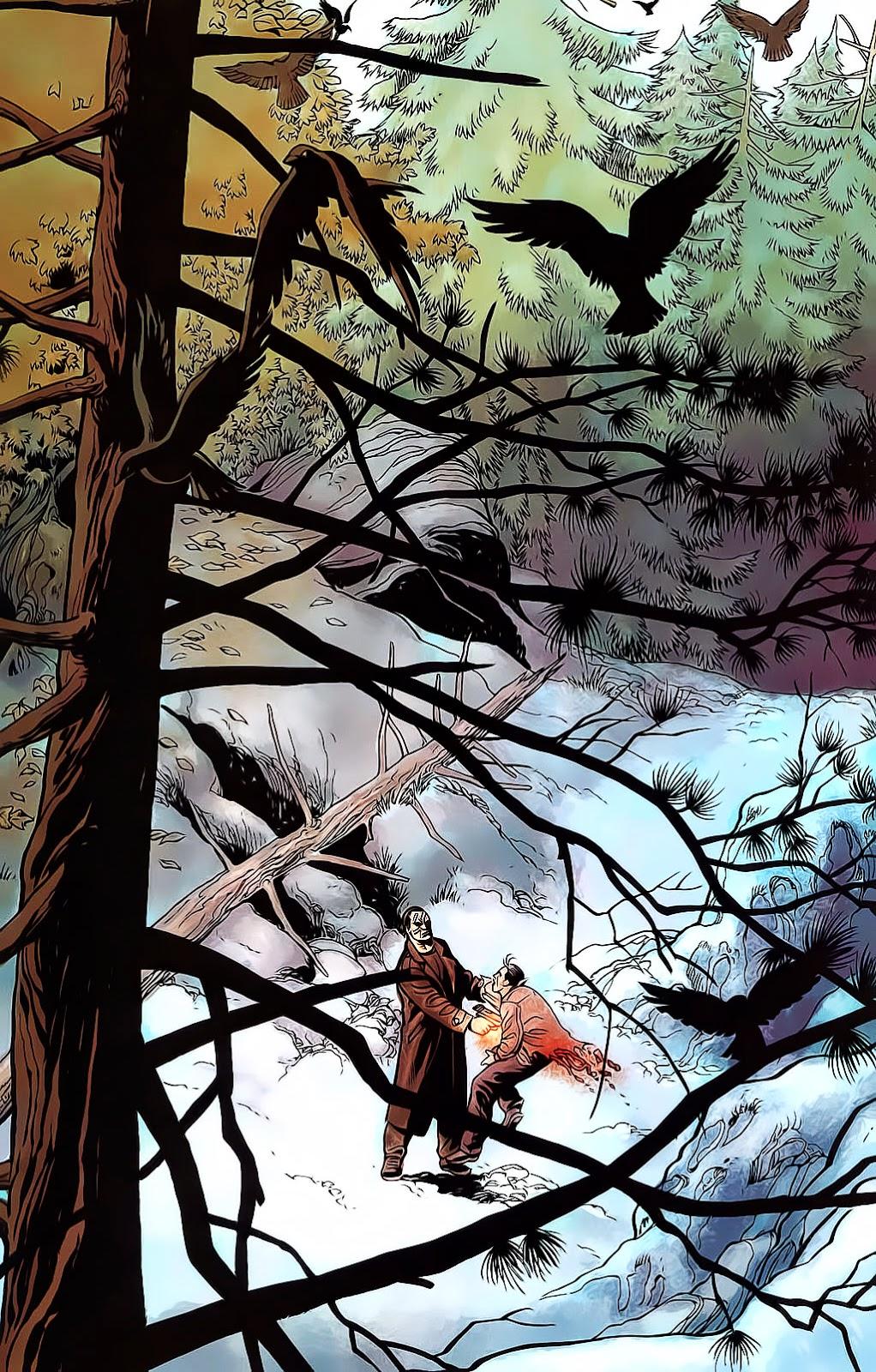 The Punisher: Trên là Dưới & Trắng là Đen chap 6 - Trang 24