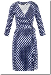 DVF 1974 wrap dress