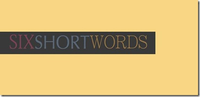 six short words