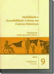 Mobilidade e acessibilidade urbana em centros históricos