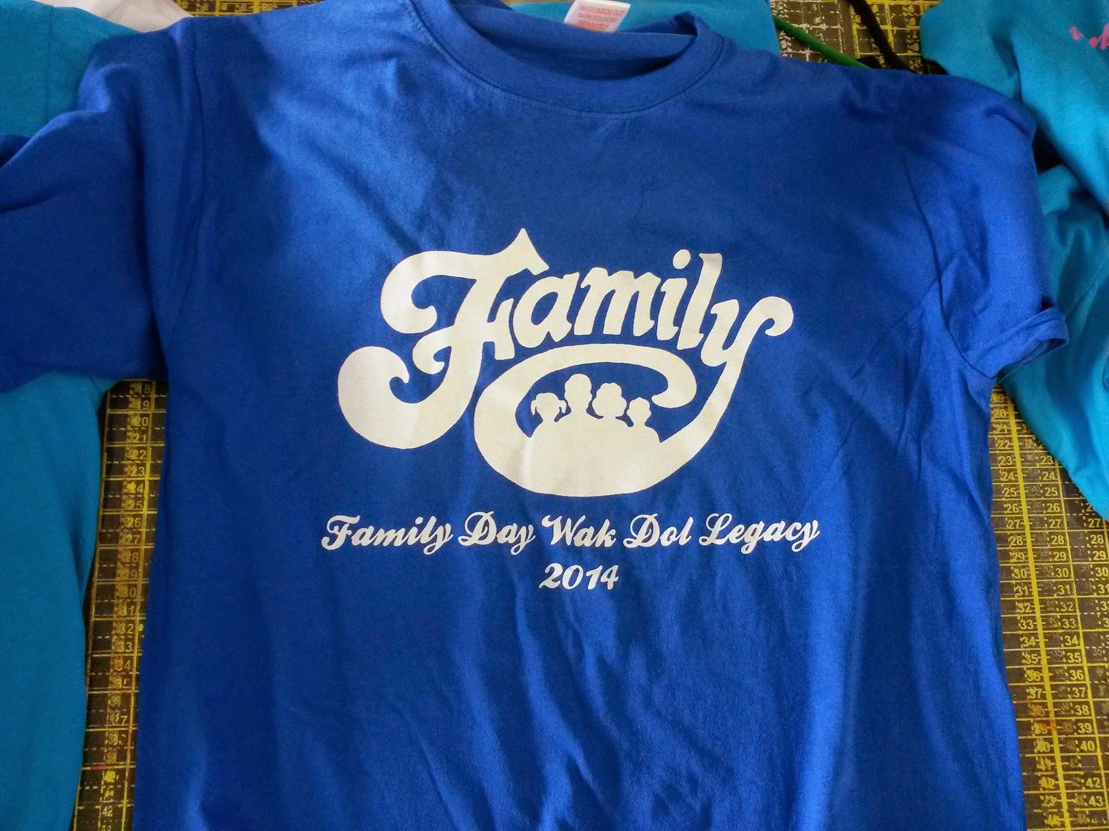 Design t shirt rewang - Tshirt Printing Sulam Silkscreen Harga Berpatutan Penghantaran Ke Seluruh Malaysia Sesuai Untuk Familyday Rewang Crew Kelab Persatuan