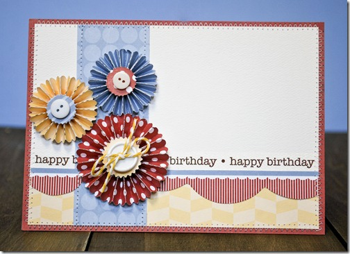 3Bugs birthday Card