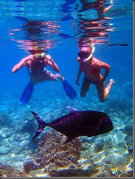 snorkeling el nido phillippines