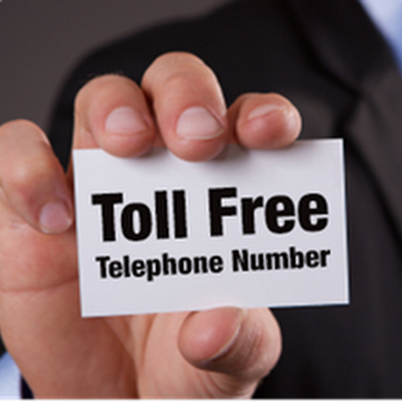 how to buy / get a 1800 toll-free number in India?