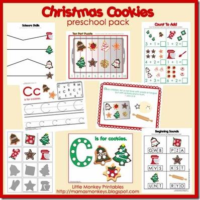 christmas cookies ad