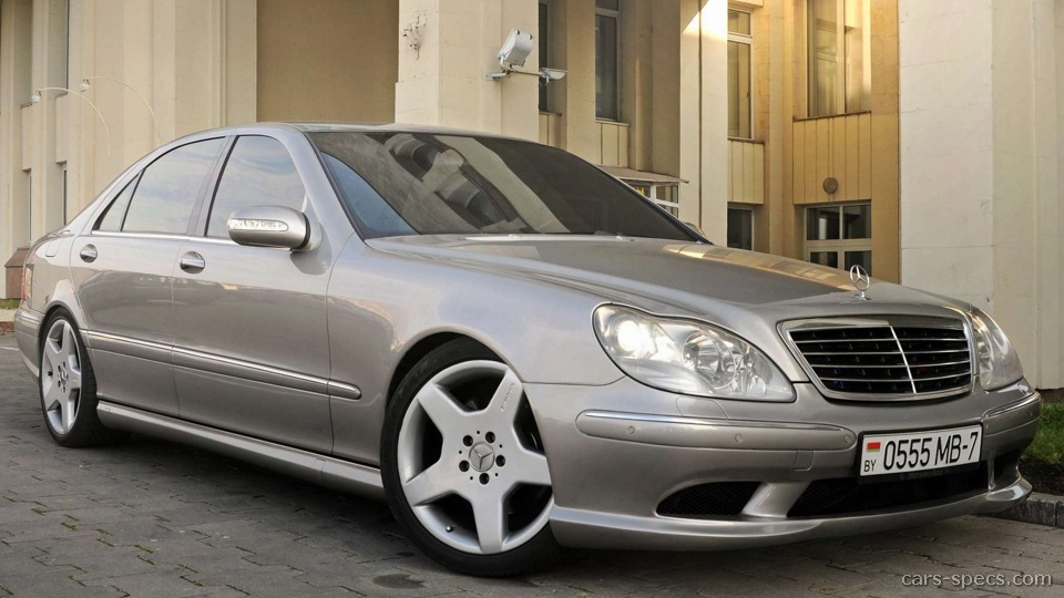 2001 mercedes benz s class s55 amg specifications for 2001 mercedes benz s500 specs