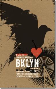 BKLYN Poster_Teatro101