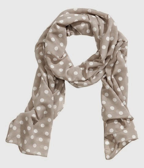 polkadotscarf