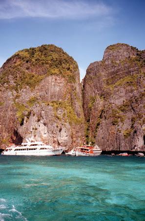 Obiective turistice Thailanda: Phi Phi