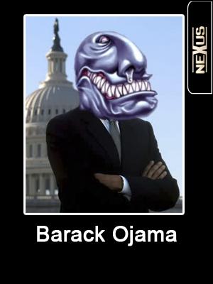 Barack Ojama