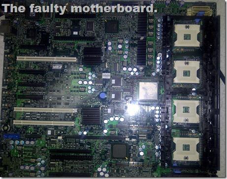 PE6850 Motherboard