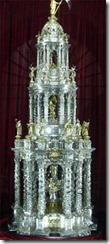 Custodia procesional de Baeza