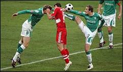 Bayern Munich vs Werder Bremen