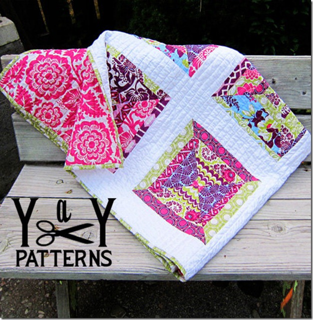 YaY Quilt Pattern