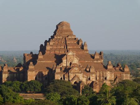 Obiective turistice Myanmar: Marele Templu din Bagan