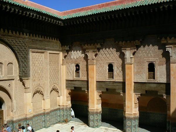 Imagini Marrakech: Medersa