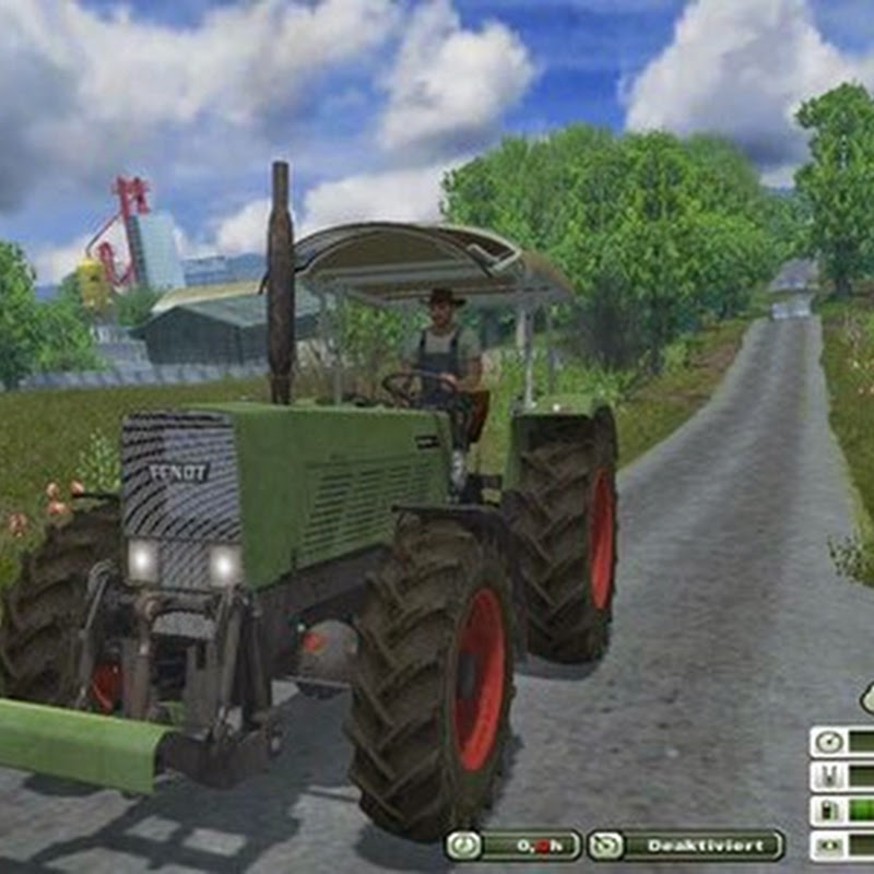 Farming simulator 2013 - Fendt Favorit 4S v 1.0 MR