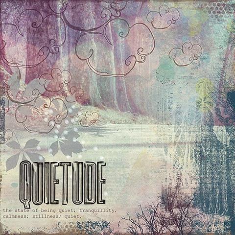 Quietude 770E1  Behr Paint Colors