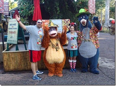Mickey's Jingle Jungle 5K (32)