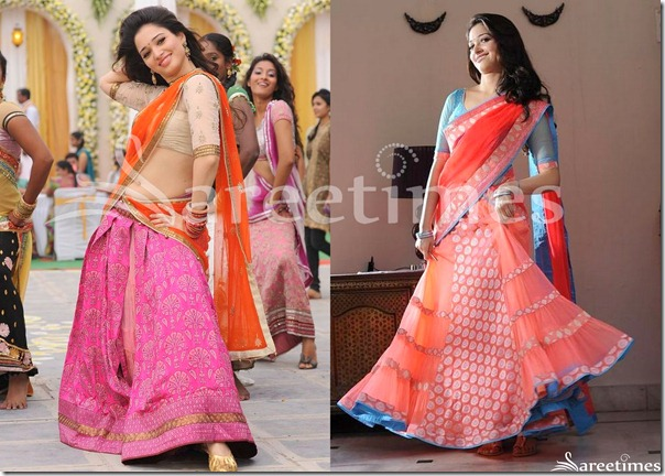 Tamanna_Designer_Half_Sarees
