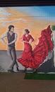 Graffiti Sala Flamenca