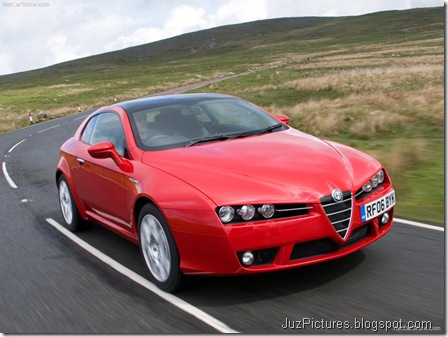 Alfa Romeo Brera UK Version12