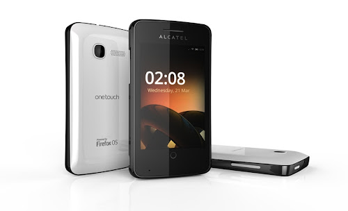 Alcatel One Touch Fire con Firefox OS