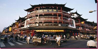 Foto Shangai Antica