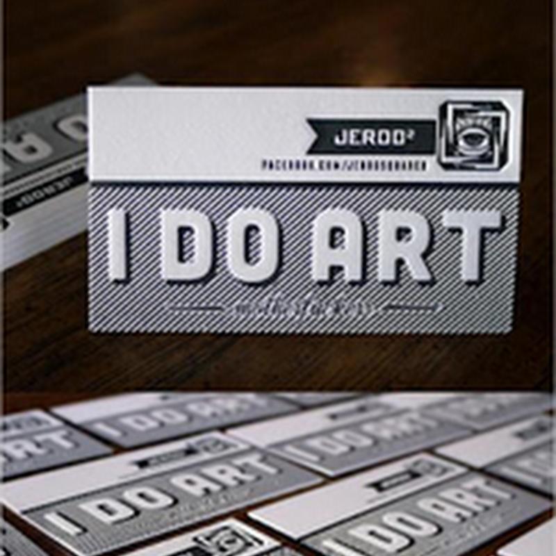 11 nuevas tarjetas de presentación con diseños únicos