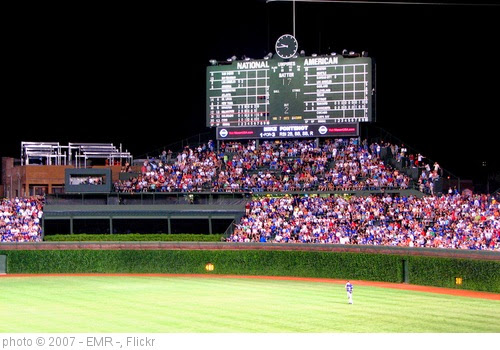 'The Scoreboard at Night' photo (c) 2007, - EMR - - license: https://creativecommons.org/licenses/by/2.0/