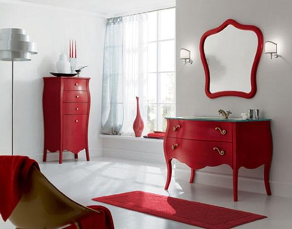 decoracao-retro-em-vermelho
