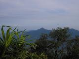 Looking over to Gunung Aseupan from Pulosari (Daniel Quinn, May 2010)