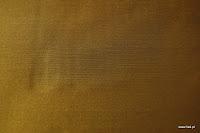 """Tkanina ognioodporna typu """"tafta"""". Na zasłony, poduszki, narzuty, dekoracje. Brązowa."""