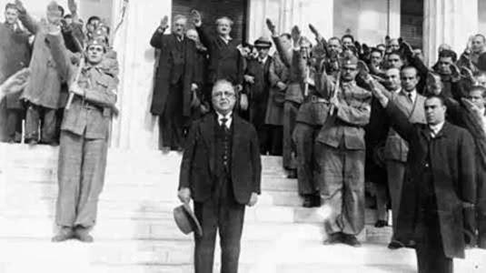 Ιστορία της ΣΤ' Δημοτικού: Από δικτάτορας, εθνοπατέρας ο Μεταξάς