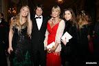 Marcela Gotlib y sus hijos, Anabela Werthein, Lucas Werthein  y Sara Werthein